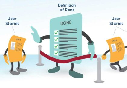 "شروع با ""تعریف انجام شده"" - Definition of Done"