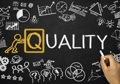 عامل کیفیت برای دستیابی به تحویل قابل پیش بینی