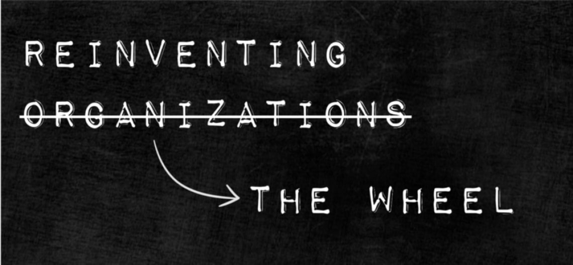 سودای خودمدیریتی: آیا در حال اختراع مجدد چرخ نیستیم؟